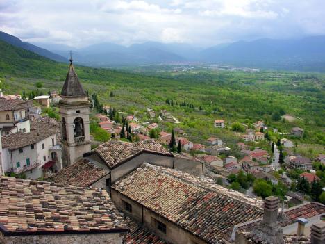L'Aquila, Abruzzo, Italy