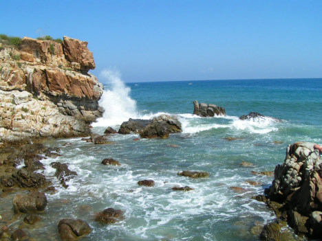 Sicily, The Sea, Italy