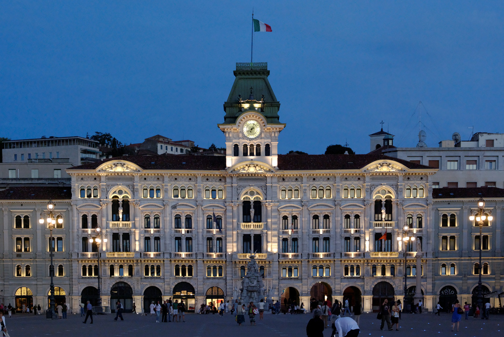 Trieste City Hall, Italy