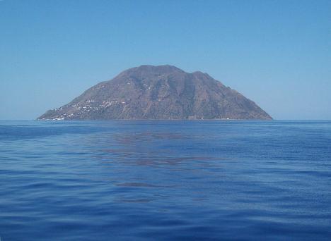 Alicudi island, Aeolian islands, Sicily, Italy