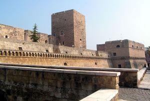 Bari, Castello Svevo, Italy