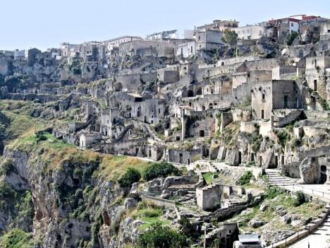 Sasso Caveoso, Matera, Basilicata, Italy