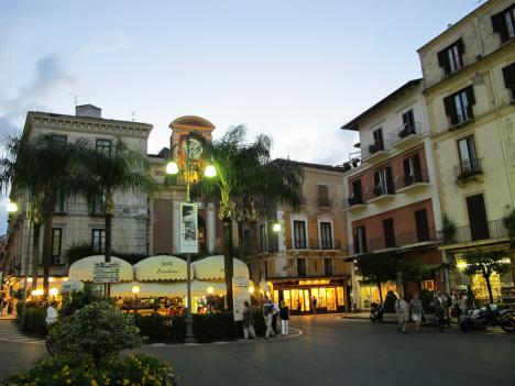 Sorrento, Campania, Italy