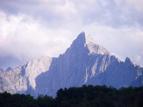 Apuan Alps, Tuscany, Italy