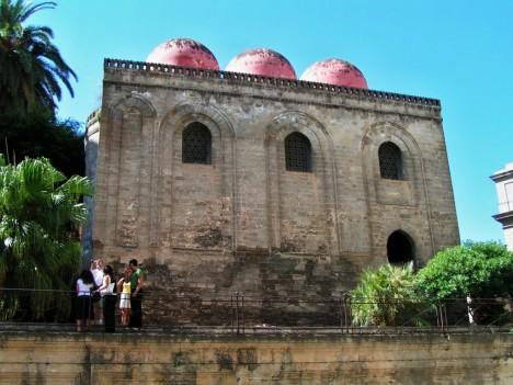 Chiesa di San Cataldo, Palermo, Sicily, Italy