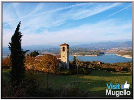 Lago di Bilancino, Mugello, Tuscany, Italy