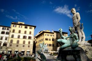 Piazza della Signoria, Florence, Tuscany