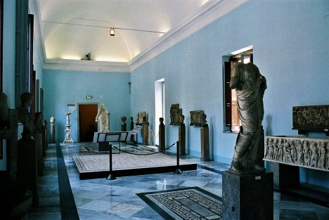 Regional Archaeological Museum, Palermo, Sicily, Italy
