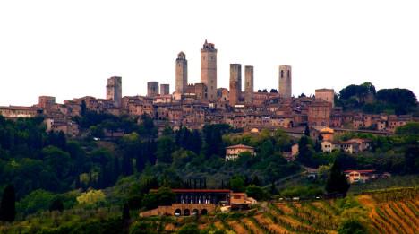 San Gimignano - Medieval Manhattan, Tuscany, Italy
