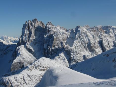 Alta Pusteria, Dolomiti Superski, Italy