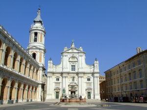 Basilica della Casa Santa, Marche, Italy