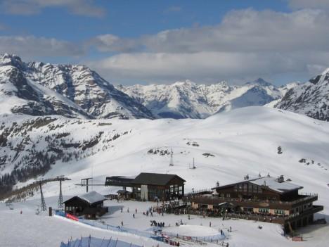 Livigno - one of the best ski resorts in Italian Alps