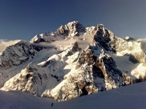 Monte Bianco, Aosta Valley, Italy