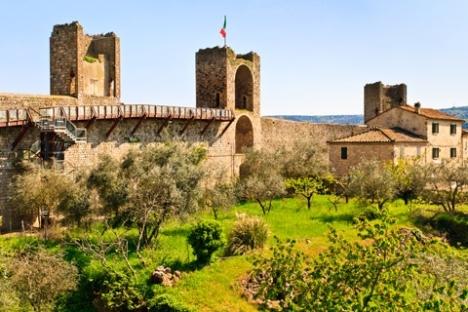 Monteriggioni - The Pearl of Chianti