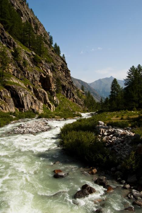 Parco Nazionale del Gran Paradiso, Piemonte, Italy