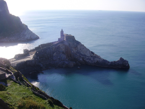 Portovenere panorama, Liguria, Italy