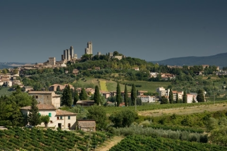 San Gimignano - The City of Towers, Tuscany, Italy