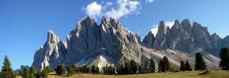 Gruppo delle Odle, Trentino-Alto Adige, Italy