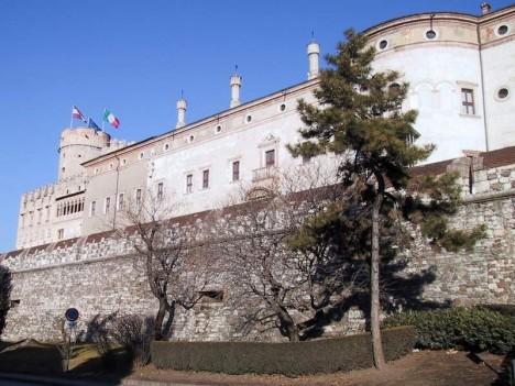 Magno Palazzo, Castello Buonconsiglio, Trento, Italy
