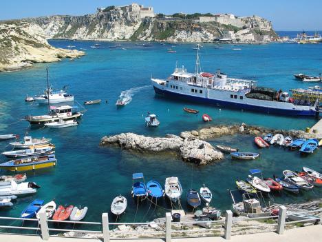 Tremiti islands, Gargano, Apulia, Italy