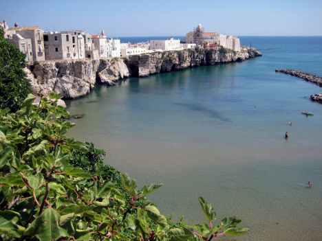 Vieste, Gargano, Apulia, Italy
