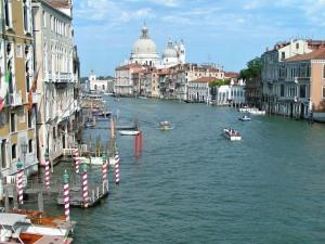 Canal Grande, Venezia, Italy