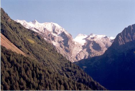 Adamello, Monte Mandrone, Trentino, Italy