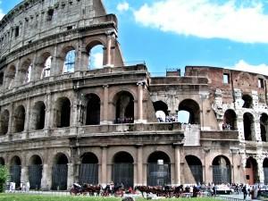 Coloseum, Rome, Lazio, Italy