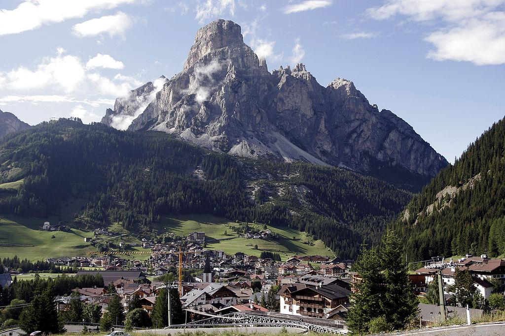 Corvara, Alta Badia, Italy
