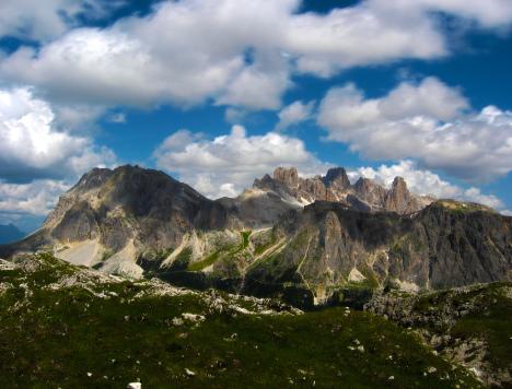 Dolomiti Bellunesi National Park, Veneto, Italy