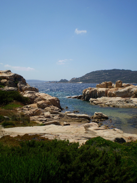 Arcipelago di La Maddalena National Park, Sardinia, Italy