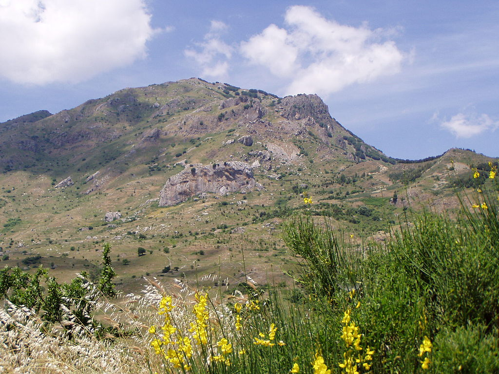 Madonie Mountains, Sicily, Italy