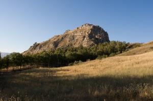 Monte Castello, Sicanian Mountains, Sicily, Italy