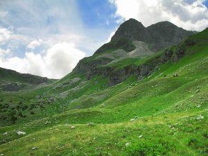 Monte Meta, National Park of Abruzzo, Italy