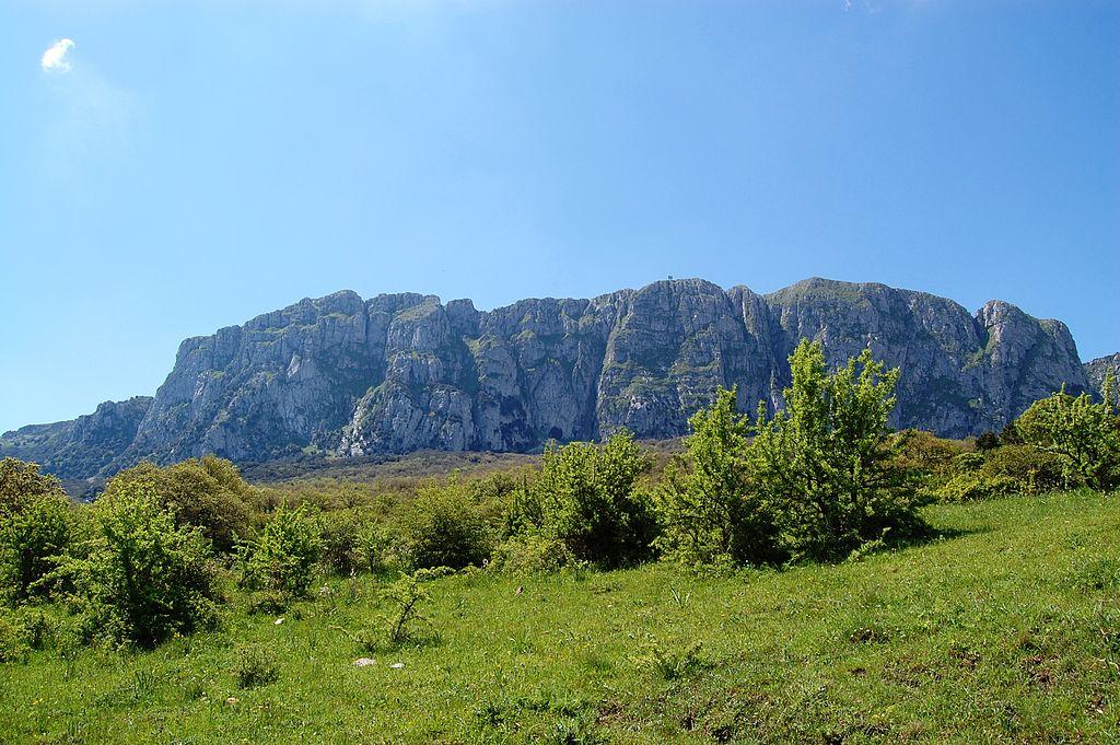 Rocca Busambra, Ficuzza, Sicanian Mountains, Sicily, Italy