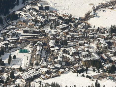San Martino di Castrozza town