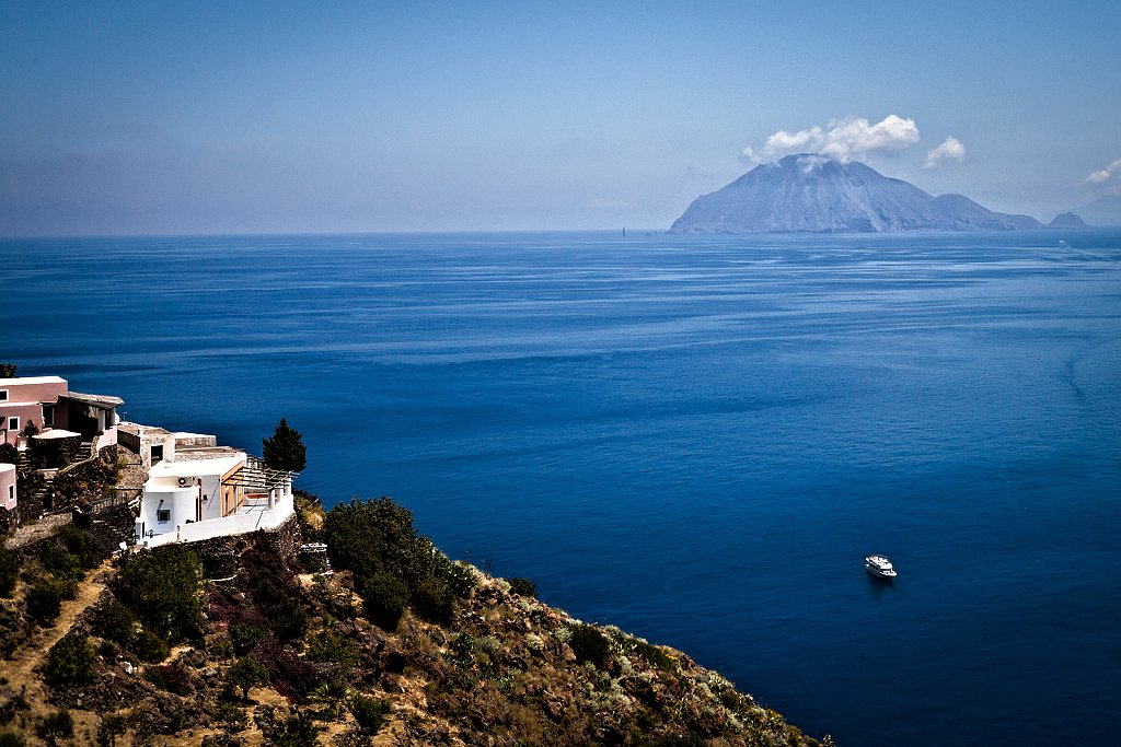 Alicudi, Aeolian Islands, Sicily, Italy