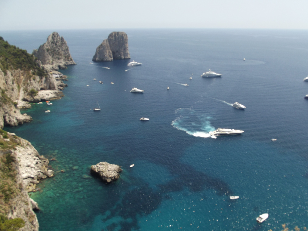 Capri, Bay of Naples, Italy