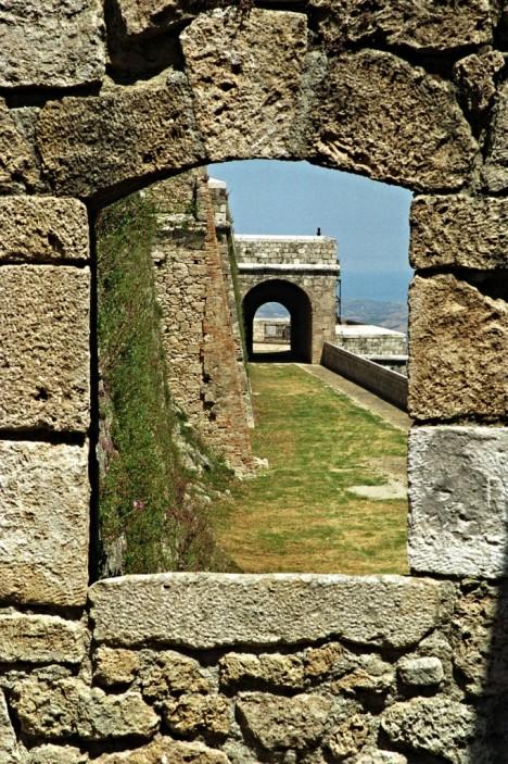Civitella del Tronto Fortress, Abruzzo, Italy