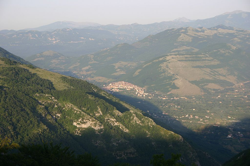 Cilento and Vallo di Diano National Park, Campania, Italy