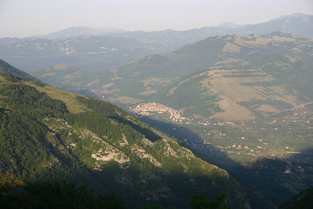 Cilento and Vallo di Diano National Park, Campania, Italy