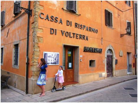 Bancomat, Italy