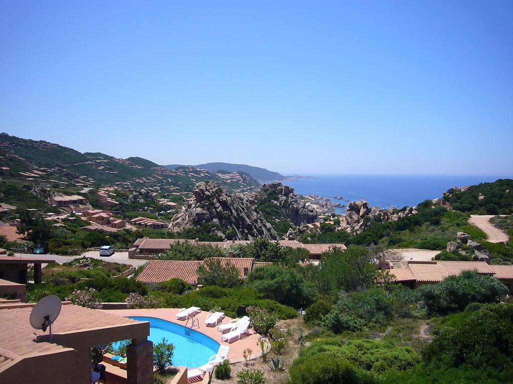 Costa Paradiso landscape, Sardinia, Italy
