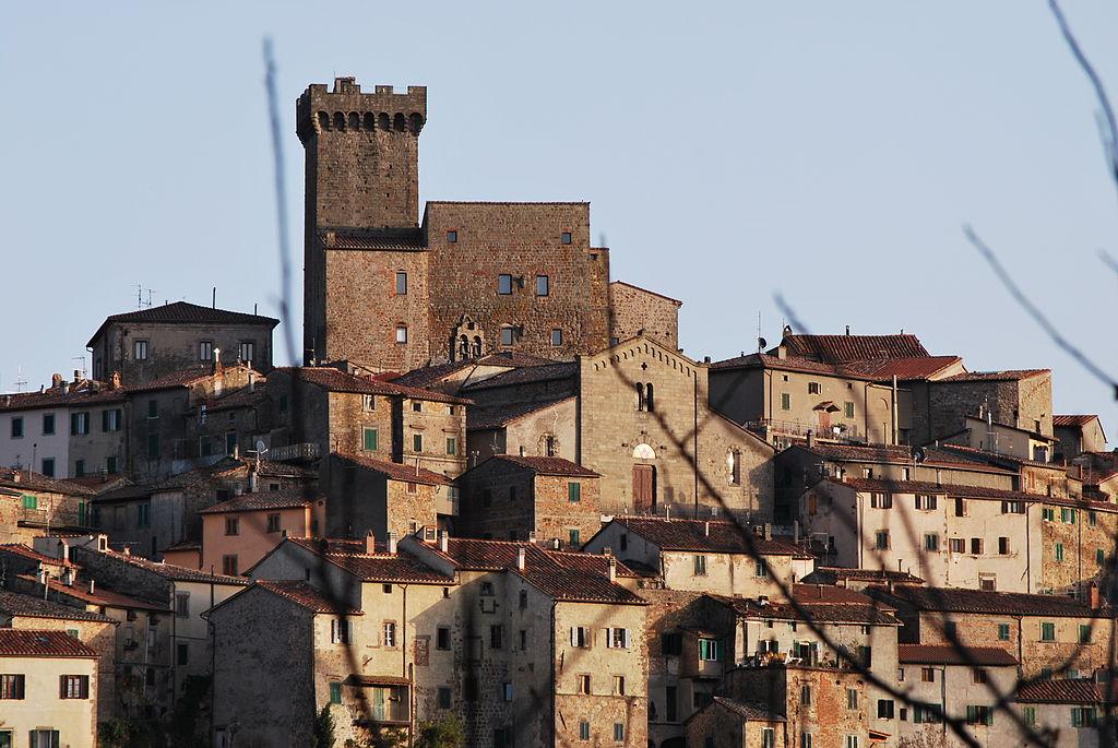 Arcidosso, Tuscany, Italy