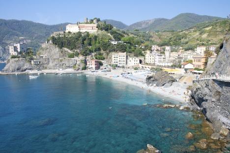 Monterosso al Mare, Cinque Terre, Liguria, Italy