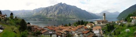 Osteno, Lake Lugano, Lombardy, Italy