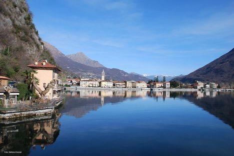 Porlezza, Lago di Lugano, Italy