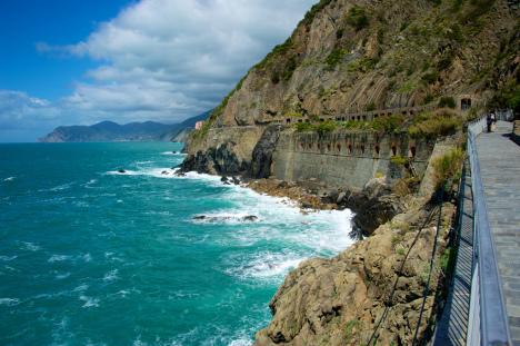Via dell'Amore, Cinque Terre, Liguria, Italy