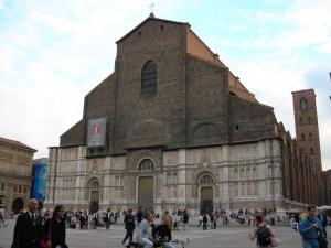 Piazza Maggiore, Bologna, Emilia-Romagna, Italy