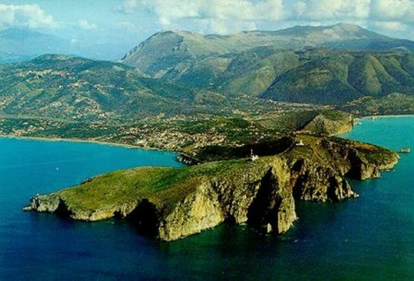 Cilentan Coast and Cilento and Vallo di Diano National Park, Campania, Italy